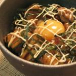 【禁断のレシピ】チキンの照り焼き月見丼