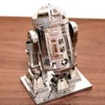 新婚の共同作業?R2-D2を旦那と作ってみた